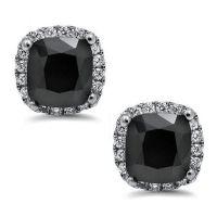1000+ ideas about Black Diamond Earrings on Pinterest ...