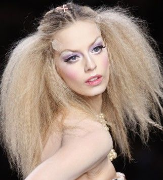80s crimped puffy hair 80s pinterest hair and puffy hair