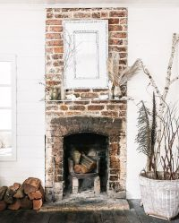 17+ best ideas about Cottage Fireplace on Pinterest ...