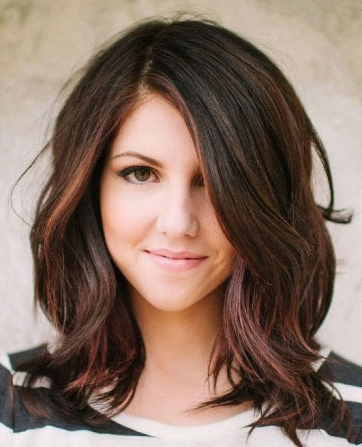 25 Best Ideas About Cute Medium Hairstyles On Pinterest Medium