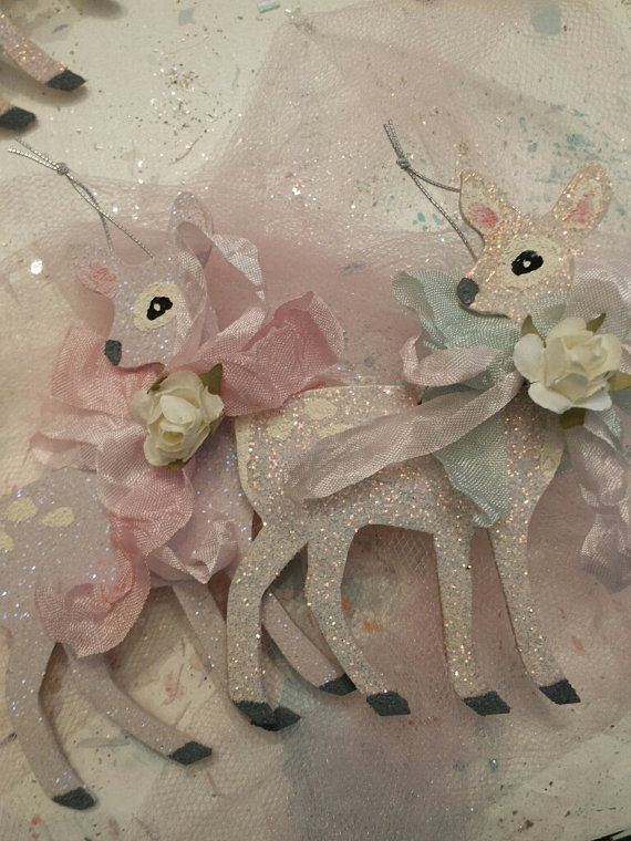 25+ best ideas about Shabby Chic Xmas on Pinterest