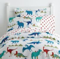17 Best ideas about Dinosaur Bedding on Pinterest