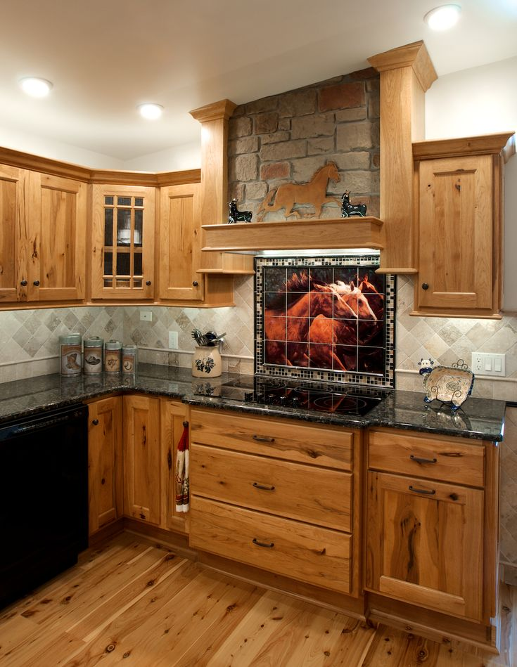 kitchen tile murals cart ikea rustic western backsplash - google search | ideas for the ...