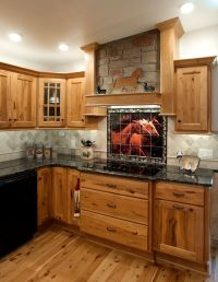 rustic western backsplash - Google Search | Ideas for the ...