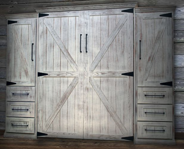 25 Best Ideas About Rustic Murphy Beds On Pinterest