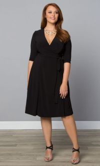 29 best images about LBD - Plus Size Little Black Dresses ...