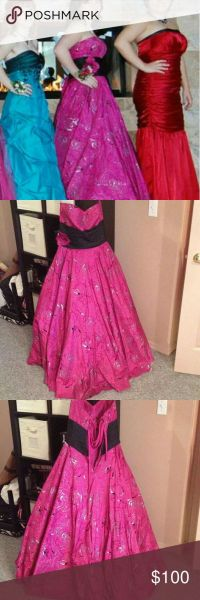 1000+ ideas about Poofy Prom Dresses on Pinterest | Pretty ...