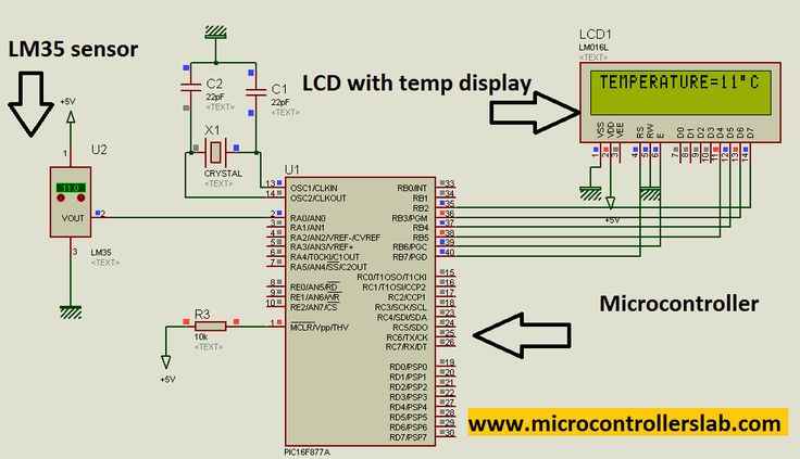 54 Best Images About Microcontrollers Project On Pinterest