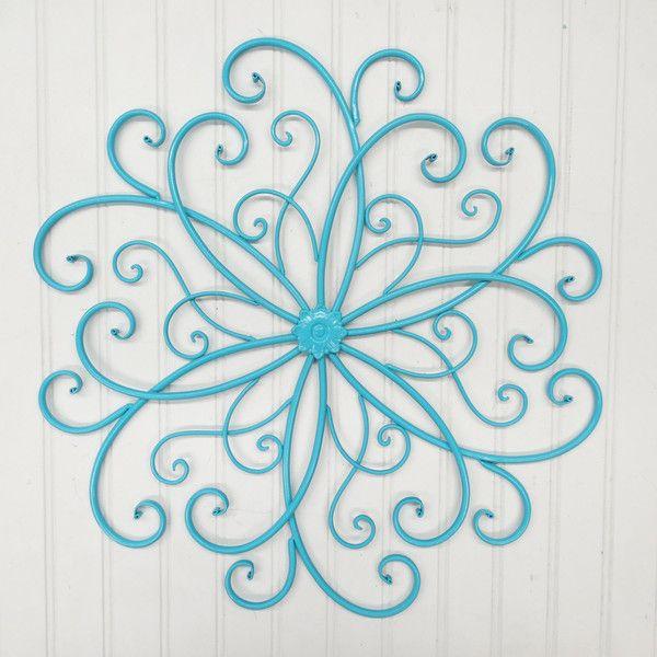 Best 25+ Metal flower wall art ideas on Pinterest