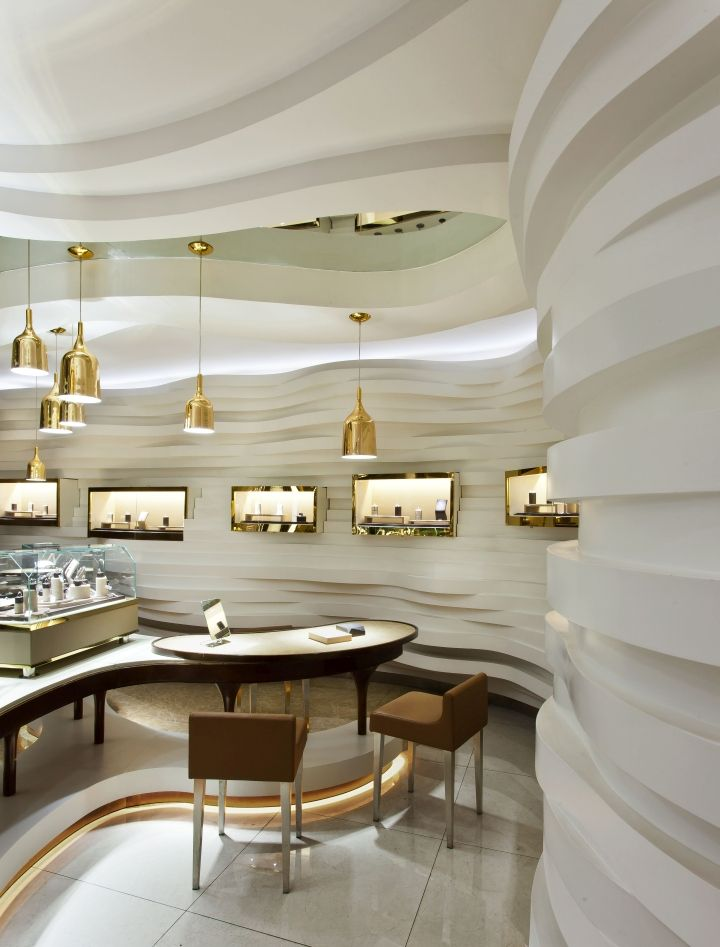 25 best ideas about Jewelry store design on Pinterest  Jewelry store displays Jewelry shop