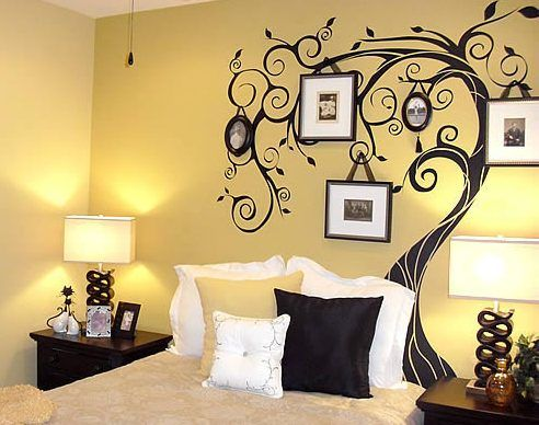 72 Best Images About Wall Painting On Pinterest Stencils Diy