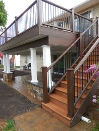 126 best images about Deck That! on Pinterest
