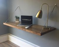 25+ best ideas about Wall Mounted Desk on Pinterest | Wall ...