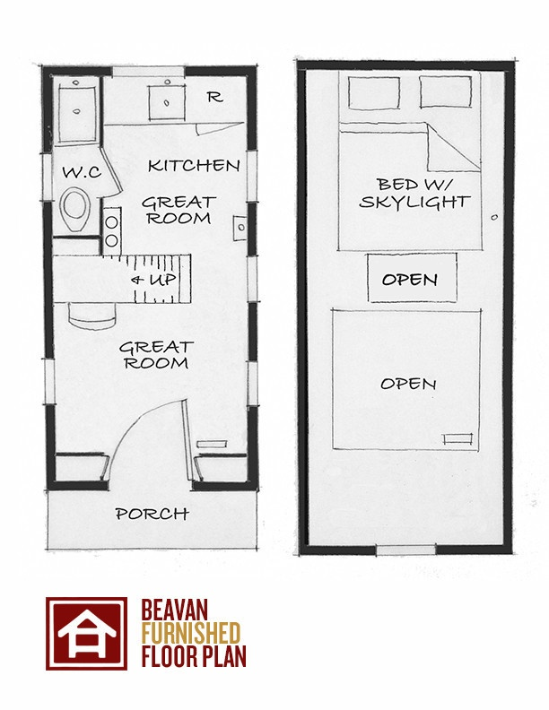 17 Best images about Tiny House Layouts on Pinterest