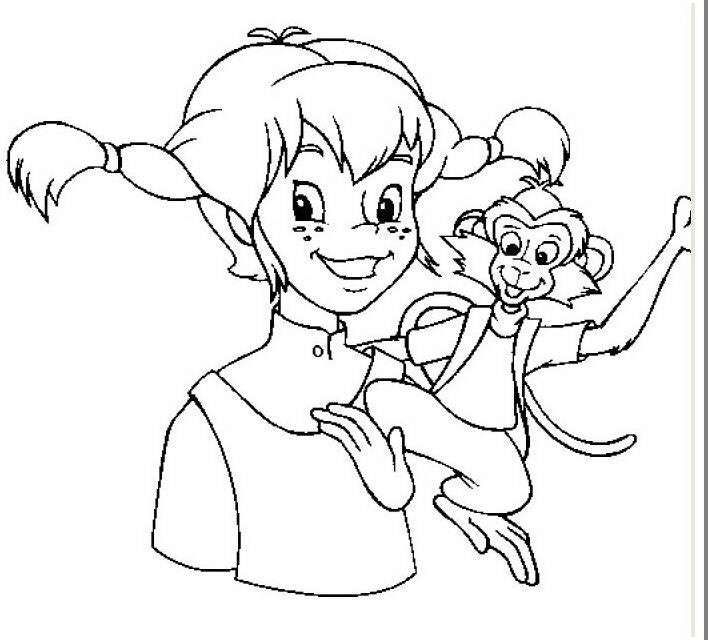 143 best images about Astrid Lindgren coloring and books