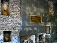 Isokern Fireplace   iBuilt: The House the Internet Built ...