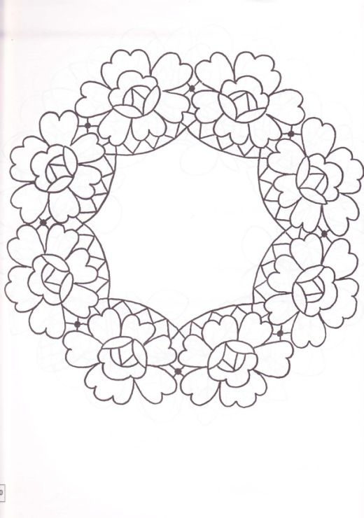 1732 best images about Hand Embroidery Patterns on