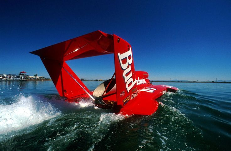 Howie Benns Miss Budweiser  Droolworthy Hot Boats