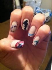 pocahontas nails nailsssss