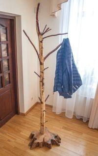 25+ beste ideen over Tree Coat Rack op Pinterest