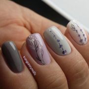 neutral nail art ideas