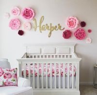 25+ best ideas about Baby Girl Rooms on Pinterest