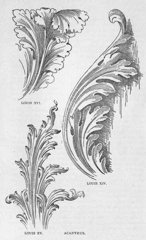 100+ best images about The Acanthus Leaf on Pinterest