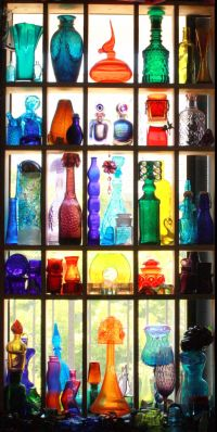 25+ Best Ideas about Colored Glass on Pinterest | Coloured ...