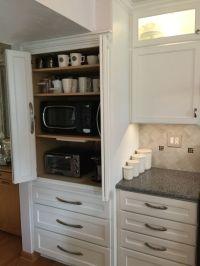 Best 25+ Appliance cabinet ideas on Pinterest   Appliance ...
