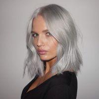 17 best ideas about Silver Hair on Pinterest | Grey hair ...