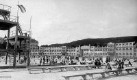 Schwimmbad, Wien, 1927 | Altes Wien | Pinterest | Vienna