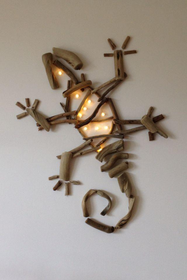 25 Best Ideas About Driftwood Wall Art On Pinterest