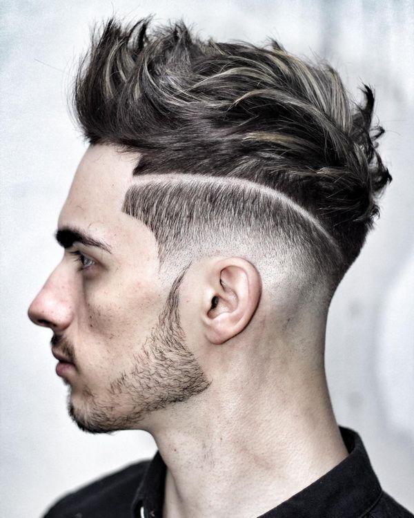 Die Besten 20 Moderne Frisuren Für Männer Ideen Auf Pinterest