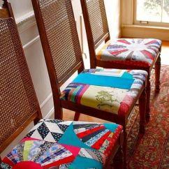 Dining Room Chair Seat Cushion Covers Ice Fishing For Sale 9 Best Images About Quilted Cushions/coverings On Pinterest | Upholstery, Crafts And Quilt