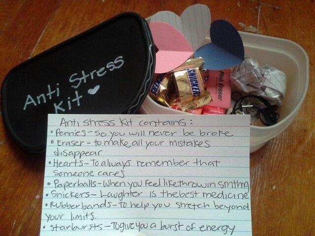 Anti Stress Stress Relief