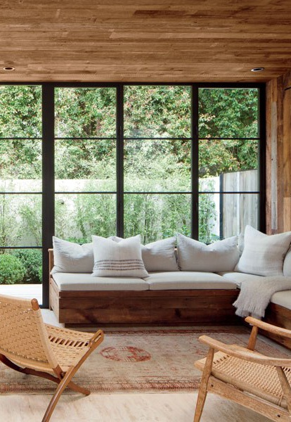 25 best ideas about Built in sofa on Pinterest  Built in couch Built in seating and Built in