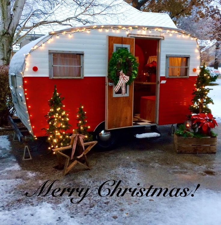 17 Images About Vintage Travel Trailers On Pinterest