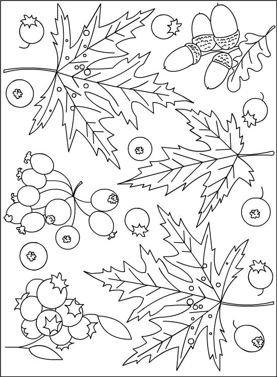 1000+ images about Fall coloring pages on Pinterest