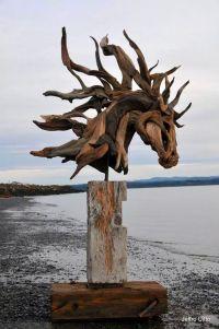 25+ best ideas about Driftwood Art on Pinterest ...