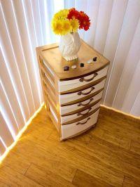 25+ best ideas about Paint plastic drawers on Pinterest ...