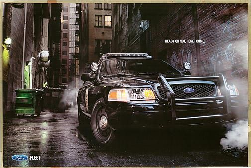 Crown Vic Car Wallpaper The 2007 Police Ford Crown Victoria Quot Ready Or Not Here I
