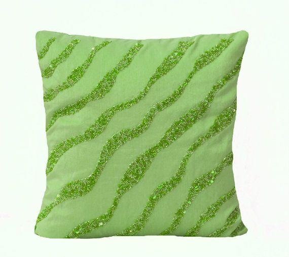 1000 ideas about Green Throw Pillows on Pinterest  Throw