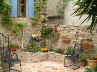 17 Best images about courtyards on Pinterest | Gardens ...