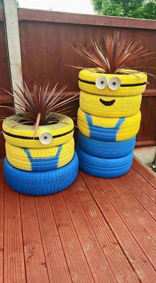 25 Best Ideas About Tyre Garden On Pinterest Tyres Recycle Old