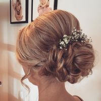 The 25+ best Blonde updo ideas on Pinterest | Simple hair ...