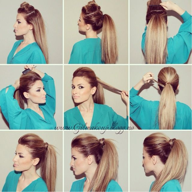 25 Best Ideas About Perfect Ponytail On Pinterest Ponytail
