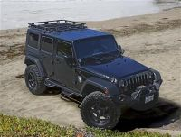 Roof rack and Jeeps on Pinterest