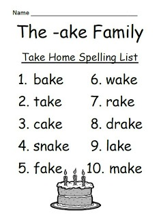 101 best images about Word families on Pinterest