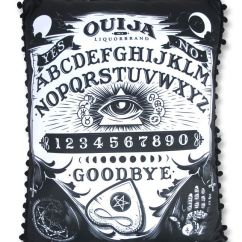 Flower Sofa Covers Nicoletti For Sale Ouija Board Throw Pillow | Needful Things Pinterest ...