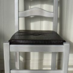 Reupholster Leather Sofa Diy Ashley Bladen Reviews Renovation Chaise Assise Paille En
